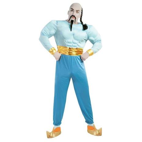 Costume Genio della Lampada Aladdin - 6