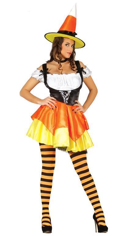 Vestito Strega Caramelo M 42-44