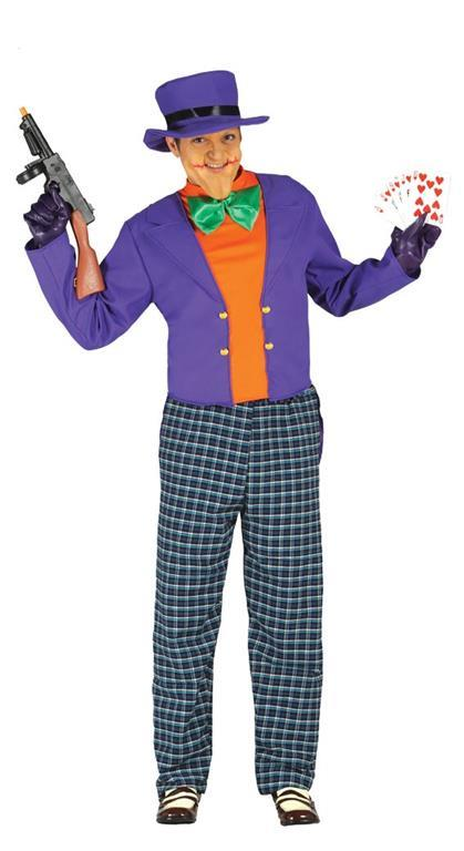 Vestito Da Joker Uomo L