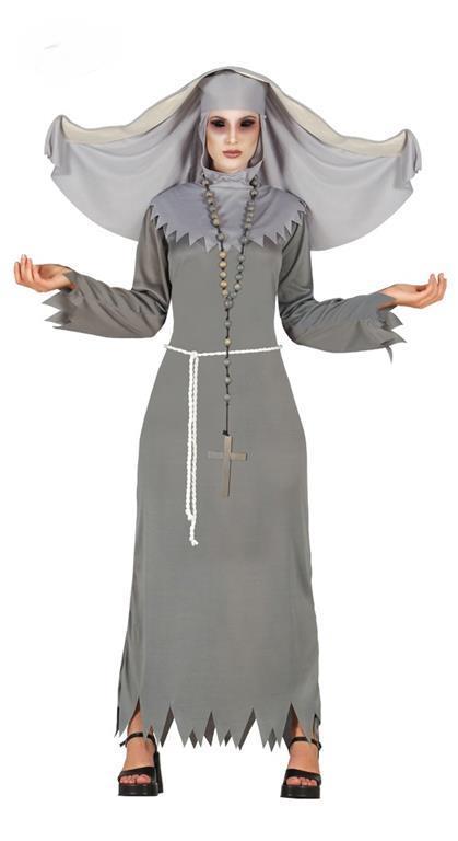 Vestito Suora Diabolica M
