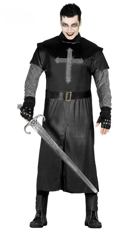 Vestito Cavaliere Nero M / L