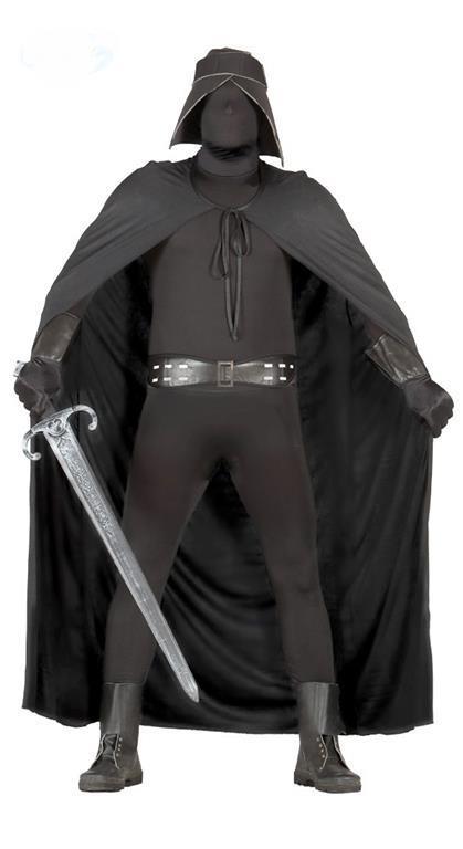 Vestito Uomo Dark Side L 52-54 - 2