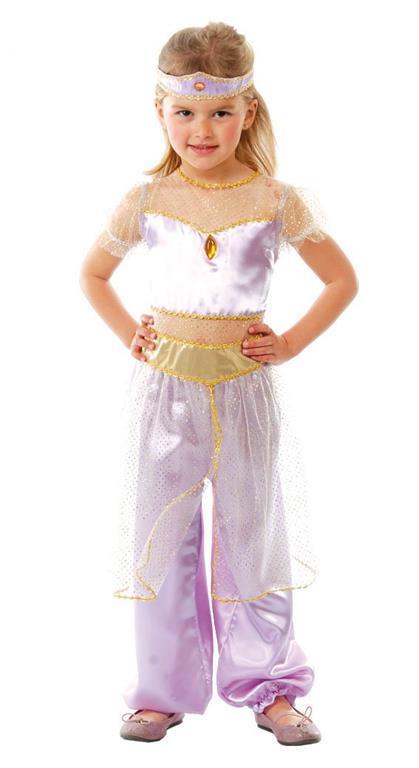 Principessa Del Deserto 10-12 Anni - 5