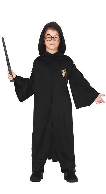 Costume Tunica con Cappuccio Harry Potter Small 5 - 6 Anni 110 - 115 cm - 4