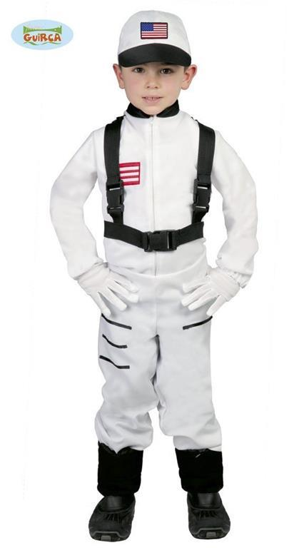 Vestito Astronauta 5-6 Anni - 3