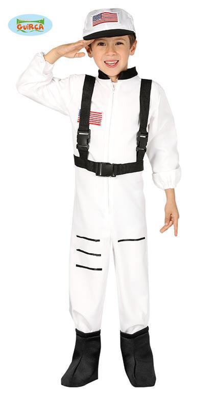 Vestito Astronauta 7-9 Anni - 3