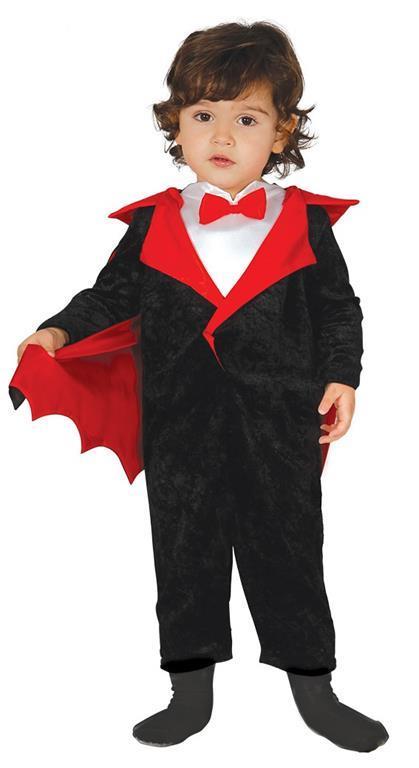 Vestito Dracula 6-12 Mesi