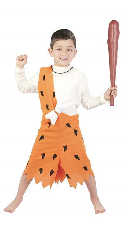 Vestito primitivo bambino delle caverne. Da 3 anni