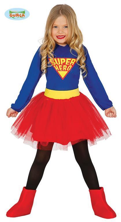 Costume super eroe. Da 10 anni - 2