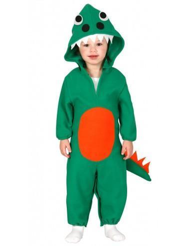 Vestito Dinosauro 6-12 Mesi