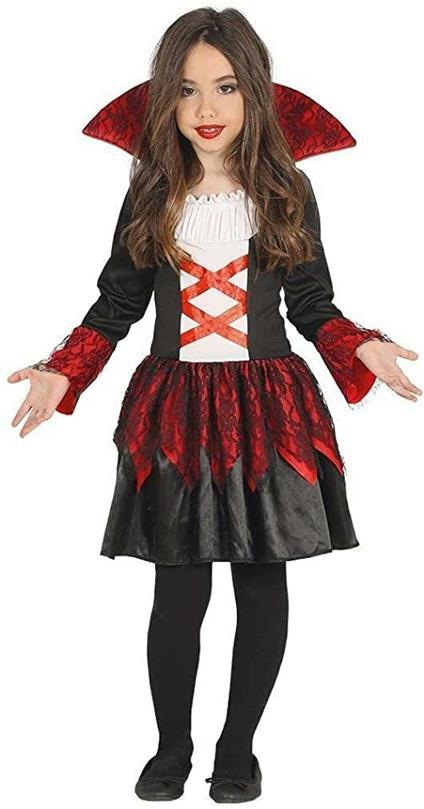 Costume baronessa vampira. Da 3 anni