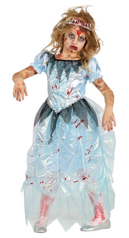 Costume principessa zombie. Da 10 anni - 5
