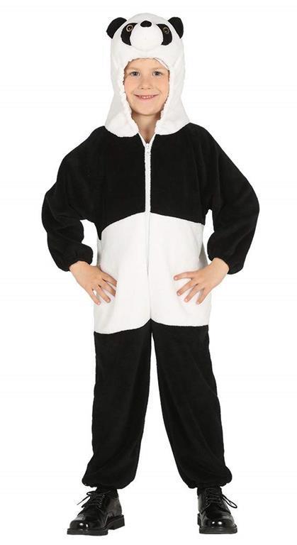 Costume panda. Da 3 anni - 4