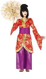 Costume giapponese geisha. Taglia M