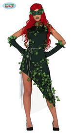 Costume edera velenosa, poison batman. Taglia S