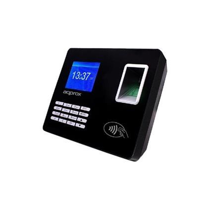Approx APPATTENDANCE02 lettore di controllo di accesso Lettore di base per il controllo degli accessi Nero