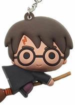 Harry Potter Rubber Figure Keychain