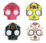Glowing Mask Skull