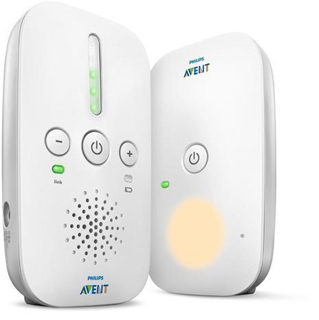 Philips AVENT Audio Monitors Baby monitor DECT con collegamento privato al 100%
