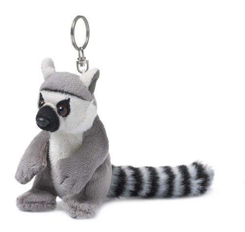 WWF Portachiavi peluche Lemure 10cm. 205017 - 2