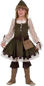Vestito Robin Girl 4-6 Anni 116H