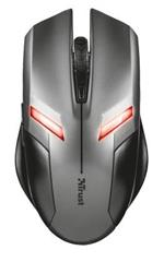 Trust ZIVA GAMING mouse USB tipo A 2000 DPI Mano destra