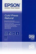 Epson Cold Press Natural Paper, in rotoli da 152, 4cm x 15, 2m