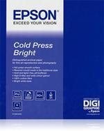 Epson Cold Press Bright Paper, in rotoli da 152, 4cm x 15, 2m