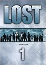 Lost. Stagione 1 (Serie TV ita) (8 DVD)
