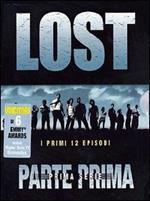 Lost. Serie 1. Parte 1
