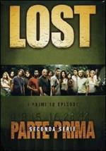 Lost. Stagione 2 Vol. 1 (Serie TV ita)