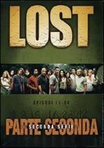 Lost. Serie 2. Parte 2 (4 DVD)