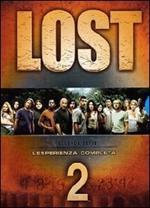 Lost. Stagione 2 (Serie TV ita) (8 DVD)