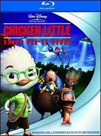 Chicken Little. Amici per le penne di Mark Dindal - Blu-ray