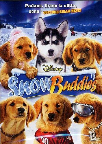 Snow Buddies. Supercuccioli sulla neve di Robert Vince - DVD