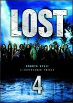 Lost. Stagione 4 (Serie TV ita) (6 DVD)