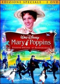 Mary Poppins (2 DVD)<span>.</span> Edizione Speciale 45º anniversario di Robert Stevenson - DVD