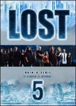 Lost. Stagione 5 (Serie TV ita) (5 DVD)