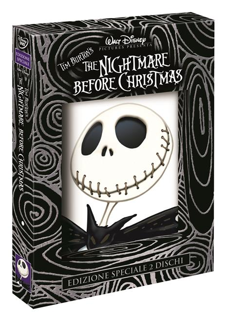 Nightmare Before Christmas<span>.</span> Collector's Edition di Henry Selick - DVD - 3
