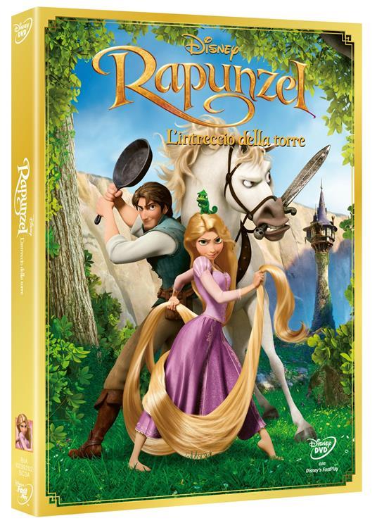 Rapunzel. L'intreccio della torre di Byron Howard,Nathan Greno - DVD