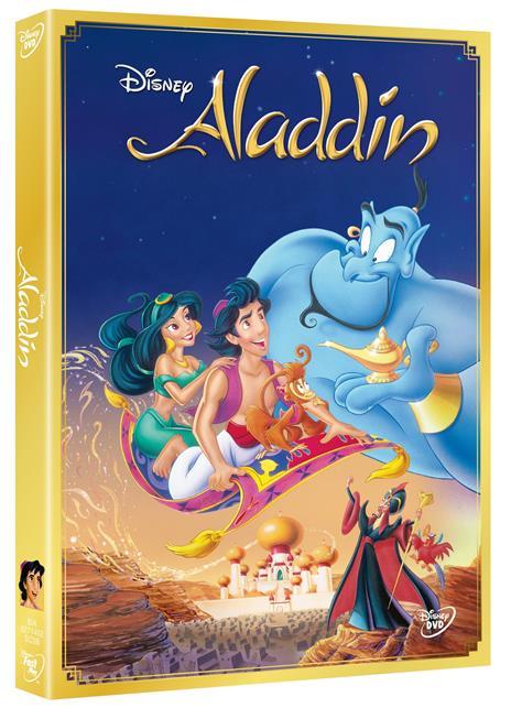 Aladdin<span>.</span> Edizione speciale di Ron Clements,John Musker - DVD
