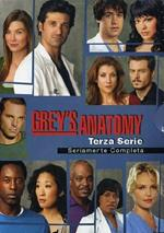 Grey's Anatomy. Stagione 3. Serie TV ita (7 DVD)