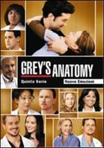 Grey's Anatomy. Stagione 5 (Serie TV ita) (7 DVD)