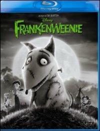 Frankenweenie di Tim Burton - Blu-ray