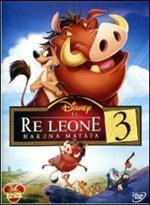 Il Re Leone 3. Hakuna Matata