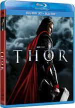 Thor 3D (Blu-ray + Blu-ray 3D)