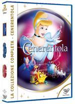 Cenerentola. La collezione completa (3 DVD)
