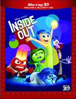 Inside Out 3D (Blu-ray + Blu-ray 3D)