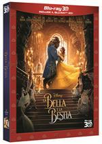 La bella e la bestia. Live action (Blu-ray + Blu-ray 3D)