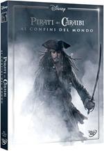 Pirati dei Caraibi. Ai confini del mondo. Limited Edition 2017 (DVD)